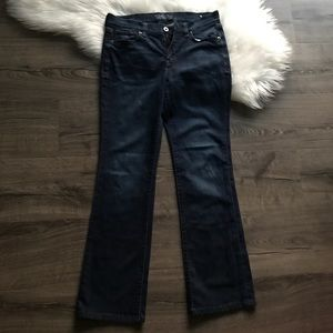 Lucky Brand Brooke Slim Bootcut Ankle Jeans 8